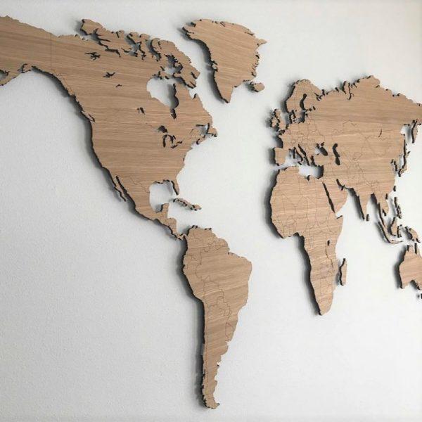 Ξύλινοι Χάρτες